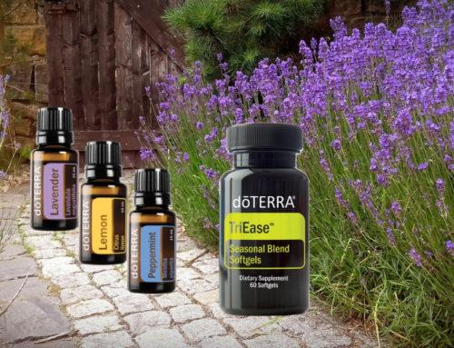 Öbverliebt doTERRA Ratgeber: Ätherische Öle bei Heuschnupfen