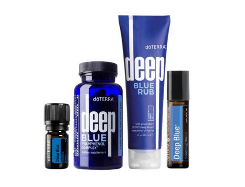 Ätherische Ölmischung: DeepBlue