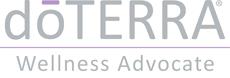 Logo doterra Wellness Advocate